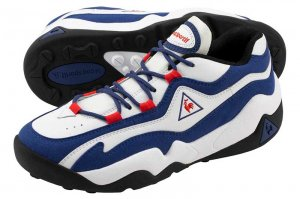 le coq sportif LCS TR II - NAVY/WHITE/RED