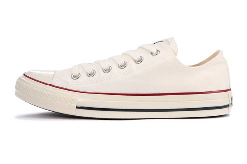 CONVERSE ALL STAR US COLORS OX - AGED WHITE
