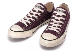 CONVERSE ALL STAR US COLORS OX - VIOLA PURPLE