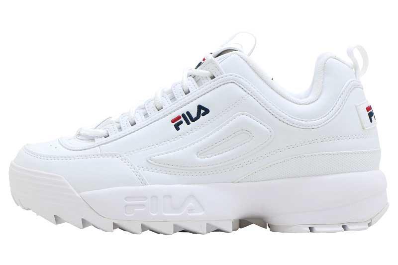 FILA DISRUPTOR II - WHITE