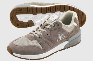le coq sportif ブローニュ SD - GREIGE