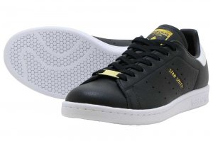 adidas STAN SMITH アディダス スタンスミス CORE BLACK/CORE BLACK/FTW WHITE EH1476