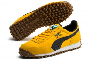 PUMA FAST RIDER SOURCE - SPECTRA YELLOW