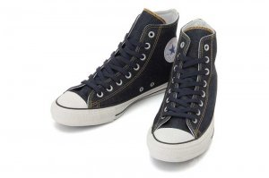 CONVERSE ALL STAR 100 DENIM US HI - INDIGO