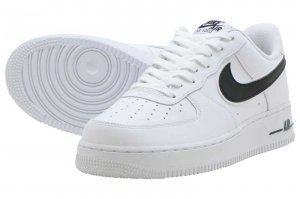 NIKE AIR FORCE 1 '07 3 - WHITE/BLACK