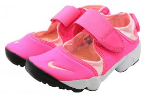 NIKE RIFT (GS/PS) ナイキ リフト GS/PS RACER PINK/SUNSET GLOW 314149-601