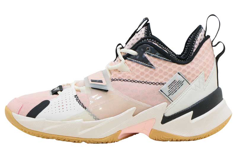 JORDAN WHY NOT ZER0.3 PF ジョーダン ワイノット ゼロ.3 PF WASHED CORAL/PALE IVORY-BLACK CD3002-600