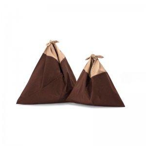 AZUMA BAG STANDARD LARGE - BROWN/CHESTNUT