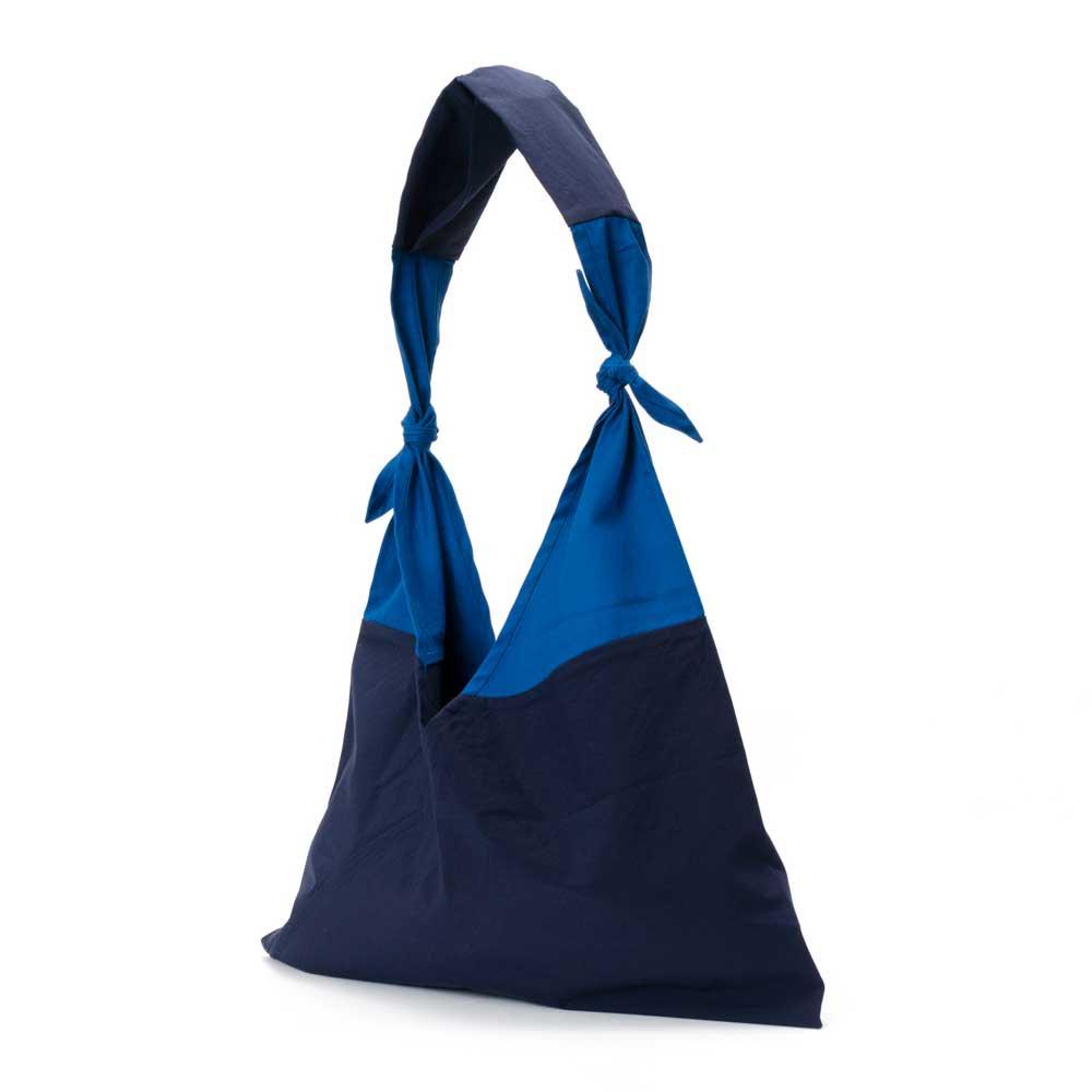 AZUMA BAG x TASUKI BAG STANDARD SMALL - NAVY/BLUE