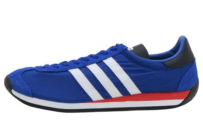 adidas COUNTRY OG アディダス カントリー OG TEAM ROYAL BLUE/FTW WHITE/RED FW3275