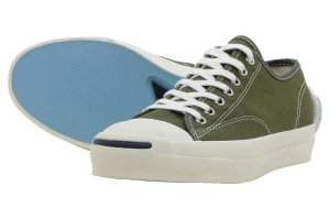 CONVERSE JACK PURCELL RET COLORS - KAHKI