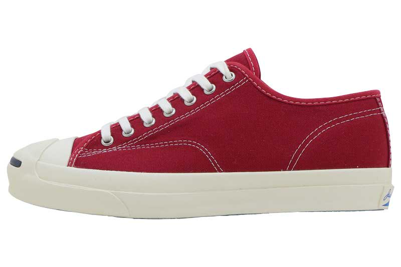 CONVERSE JACK PURCELL RET COLORS - RED