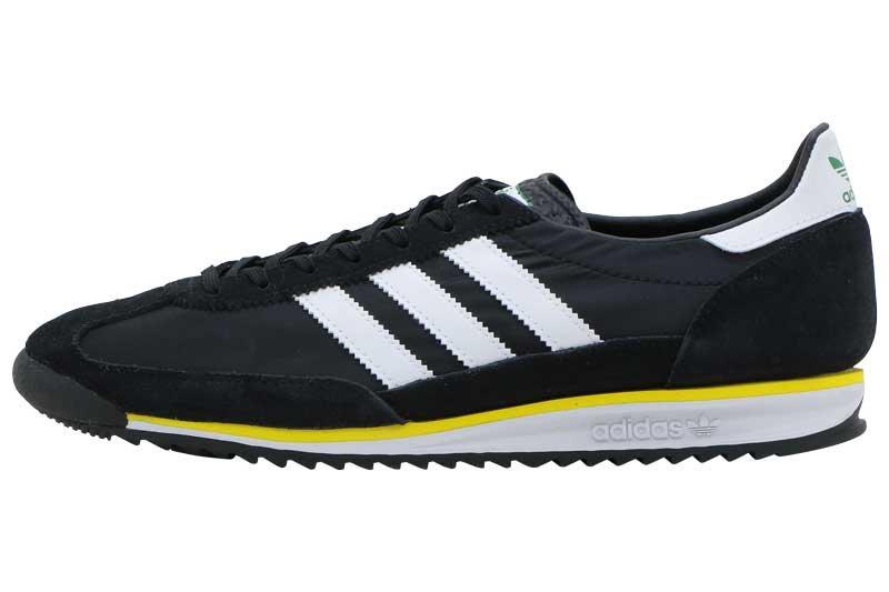 adidas SL 72 アディダス スーパーライト 72 GREEN/YELLOW/CORE BLACK FW3272