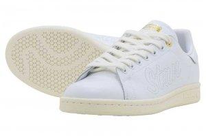 adidas STAN SMITH W アディダス スタンスミス ウィメンズ OFF WHITE/FTW WHITE/GOLD MET FW2591