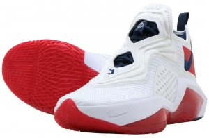 NIKE LEBRON SOLDIER 14 EP ナイキ レブロン ソルジャー 14 EP WHITE/UNIVERSITY RED-TEAM RED CK6047-100