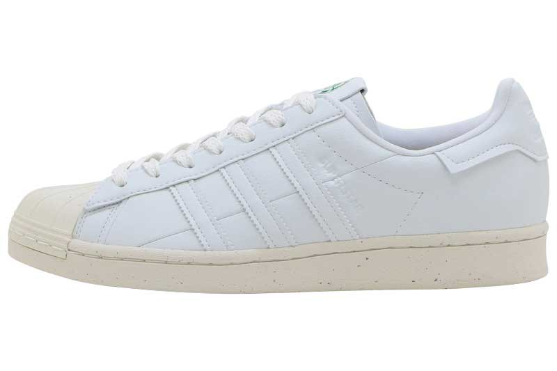 adidas SUPERSTAR アディダス スーパースター FTW WHITE/OFF WHITE/GREEN FW2292