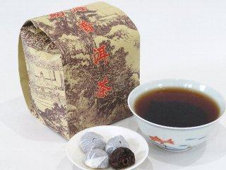 普シ耳小沱茶(プーアル小沱茶)小粒 100粒