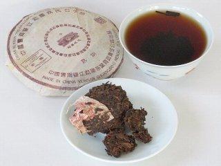 2004年 雙江孟力庫戎氏 宮廷小餅