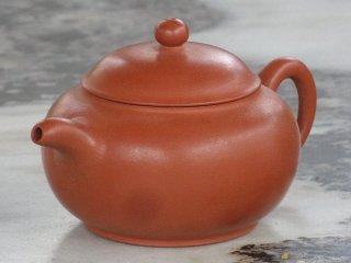 三希 朱泥潘壺