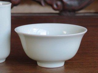 三希 青白 茶杯