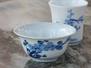 風清堂 茶杯 梅花