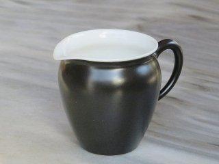 三希 黒釉茶海