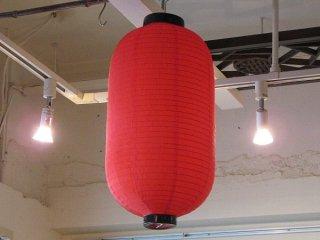 中華燈籠 無地