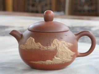林國立 山水壺(1883)