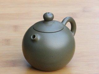 呉律均 緑泥小茶壺(2842)