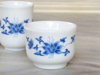 中華花 茶杯