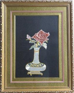 刺繍(駒繍)1003