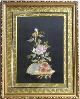 刺繍(駒繍)1006