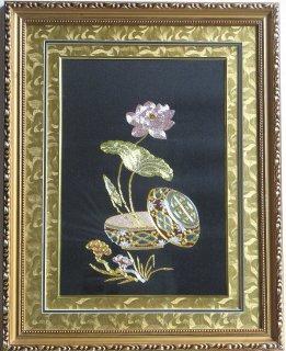 刺繍(駒繍)1015