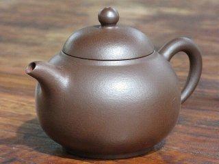 許文榮 紫泥茶壺(1895)