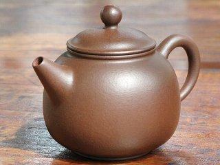 許文榮 紫泥茶壺(1899)