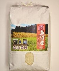 森山農園天日干し魚沼産コシヒカリ10kg (白米)