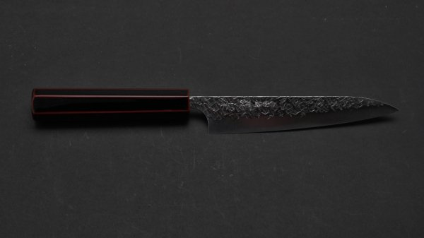 陽炎 ペティ 漆柄<br>Yo-en Petty Urushi Handle