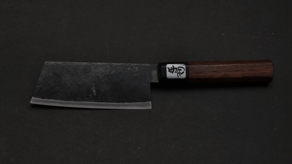 武田刃物 NAS 文化 紫檀柄 (小)<br>Takeda NAS Bunka Rosewood Handle (Small)