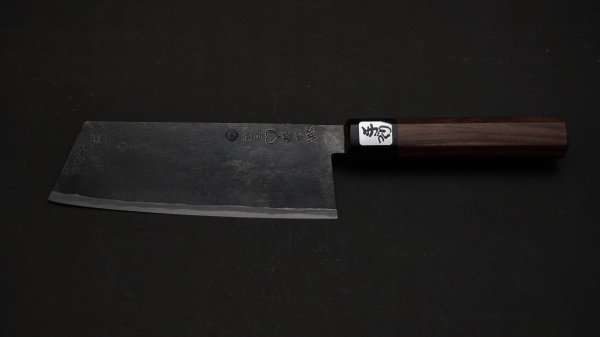 武田刃物 NAS 文化 紫檀柄<br>Takeda NAS Bunka Rosewood Handle