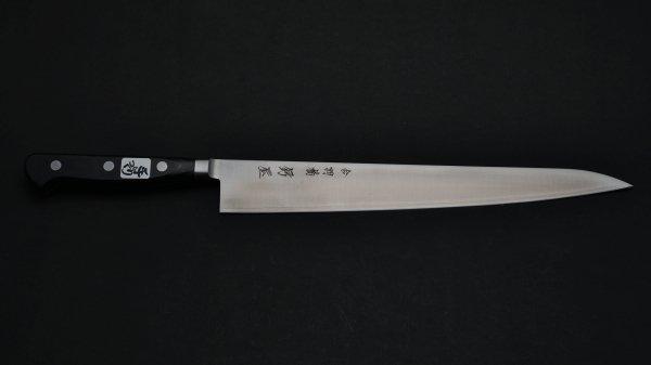 粉末鋼 本割込 筋引 <br>Powder Steel Hon-Warikomi Sujihiki