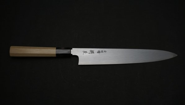 白二鋼 極上 牛刀</br>White #2 Gokujo Wide Slicer