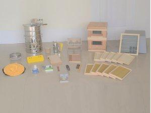 ビギナー養蜂器具セット