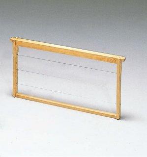 ホフマン式 巣枠(解体品) - 養蜂器具の通販サイト秋田屋本店
