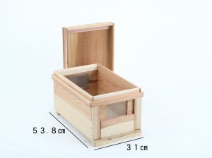 6枚用輸送箱 - 養蜂器具の通販サイト秋田屋本店