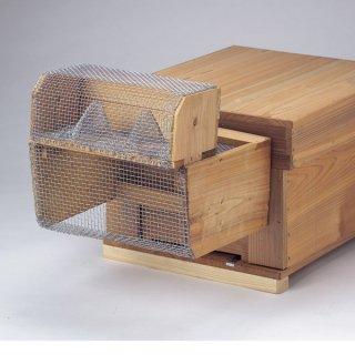 長野式スズメ蜂捕獲器(2段) - 養蜂器具の通販サイト秋田屋本店