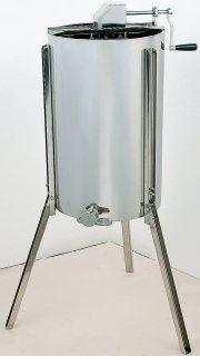 【韓国製】2枚掛ステンレス製分離器 - 養蜂器具の通販サイト秋田屋本店