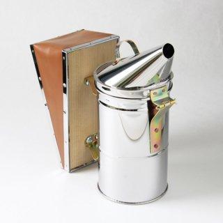 ステンレス製燻煙器 - 養蜂器具の通販サイト秋田屋本店