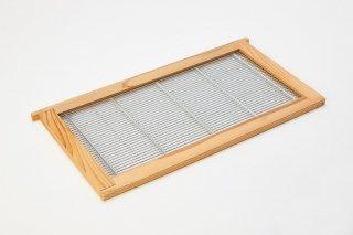 枠式隔王板 - 養蜂器具の通販サイト秋田屋本店
