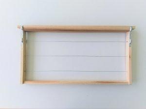 組立巣枠 (10組入) - 養蜂器具の通販サイト秋田屋本店