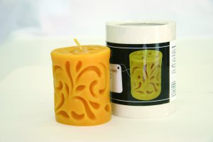 LYSON キャンドル型 FS61 柄ロウソク - 養蜂器具の通販サイト秋田屋本店
